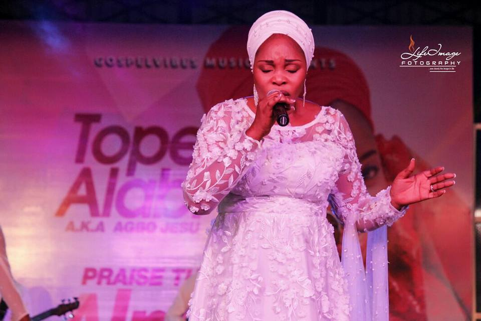Christmas Style: Inspirations From Tope Alabi's Style