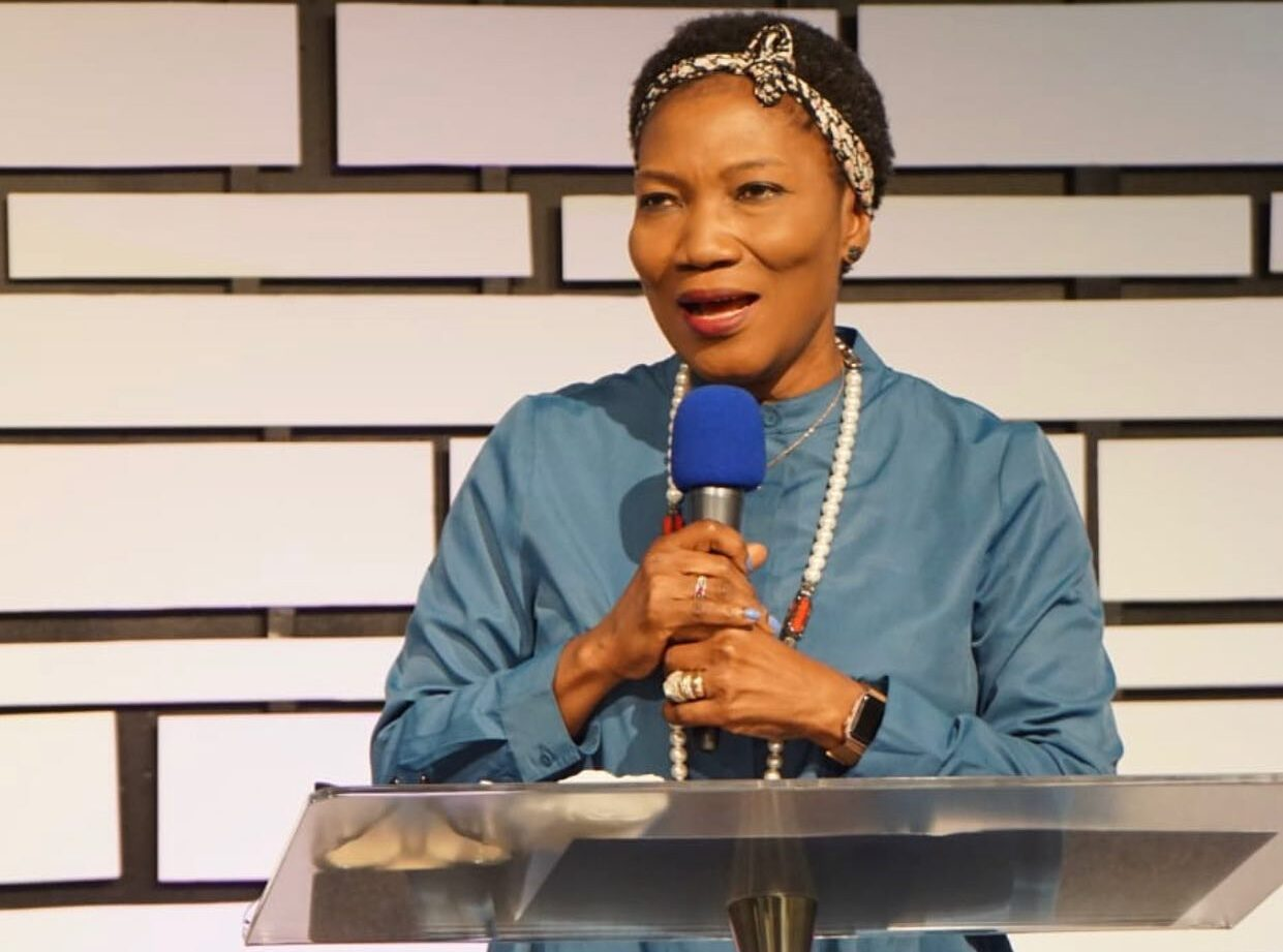 Reason I Didn't Want My Husband to Be a Pastor - Rev'd Funke Felix-Adejumo