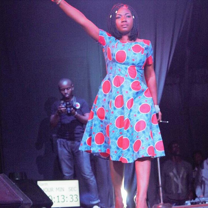 Gorgeous Ankara Styles Inspired by Mercy Chinwo