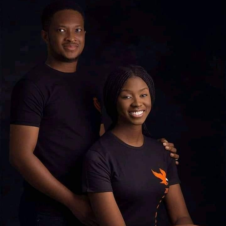 Darasimi Mike-Bamiloye Releases Adorable Pre-wedding Photos