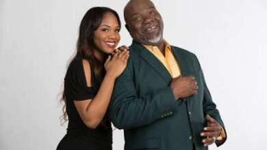 Photo of Bishop T.D Jakes Daughter, Sarah Ends 4 Years Marriage