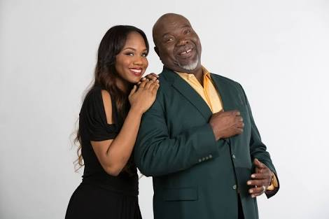 Bishop T.D Jakes Daughter, Sarah Ends 4 Years Marriage
