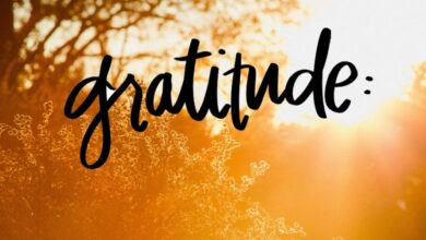 2021 Countdown: Whats Your Gratitude?