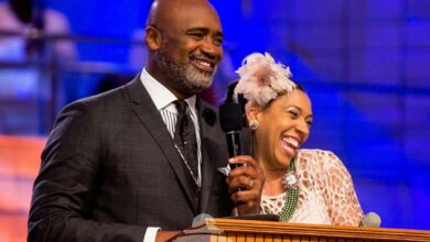 Pastor Ifeanyi Adefarasin Writes Emotional Notes to Husband on Birthday