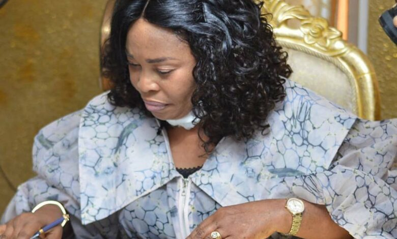 Tope Alabi Bags an Endorsement Deal
